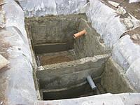 Бетонирование днищ емкостных сооружений (фундаменты)
