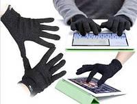 """Емкостные перчатки Verico """"мультитач"""" теплые"""
