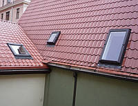 """Мансардное окно Велюкс (VELUX)  GZL 1059 """"Економ"""" размер 55х98"""