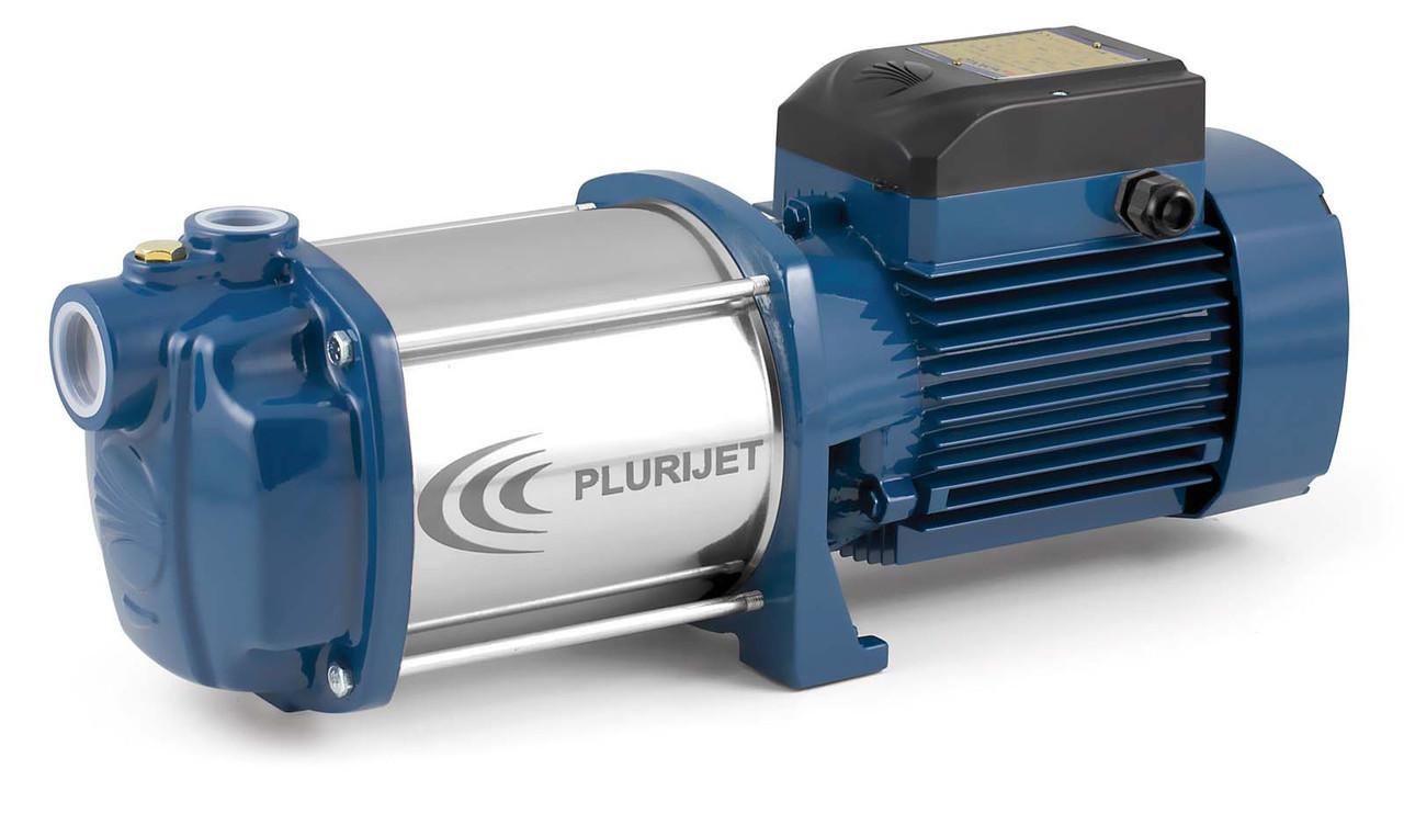 Pedrollo Plurijet 4/200, 1500 Вт, 12 м3/ч, 58 м Насос відцентровий багатоступінчастий ,