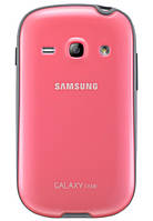 Чехол оригинальный для Samsung Galaxy Fame S6810 - Samsung EF-PS681BPEGWW S6810, Pink