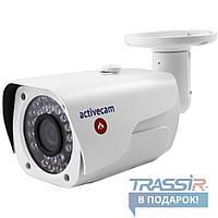 AC-D2031IR3  -  Бюджетная уличная миниатюрная 3Мп IP-камера с ИК-подсветкой.