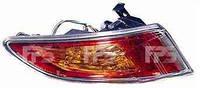 Фонарь задний для Honda Civic 5d хетчбек '06-12 левый (DEPO) внешний