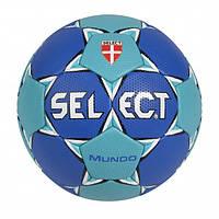 Мяч гандбольный Select Mundo р. 3 Blue