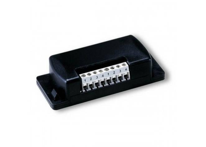 Приемник FLOX 2 R внешний универсальный, 2-х канальный, динамический код Nice, фото 2