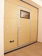 Секционные Ворота Алютех  2500*2200 серии Trend, фото 2