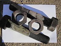 Болты с шестигранной головкой и гайки, фото 1