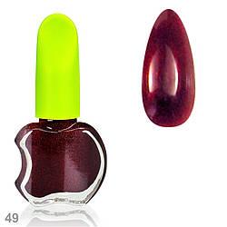 AN-10 Лак для нігтів 10ml (уп-12шт) № 49