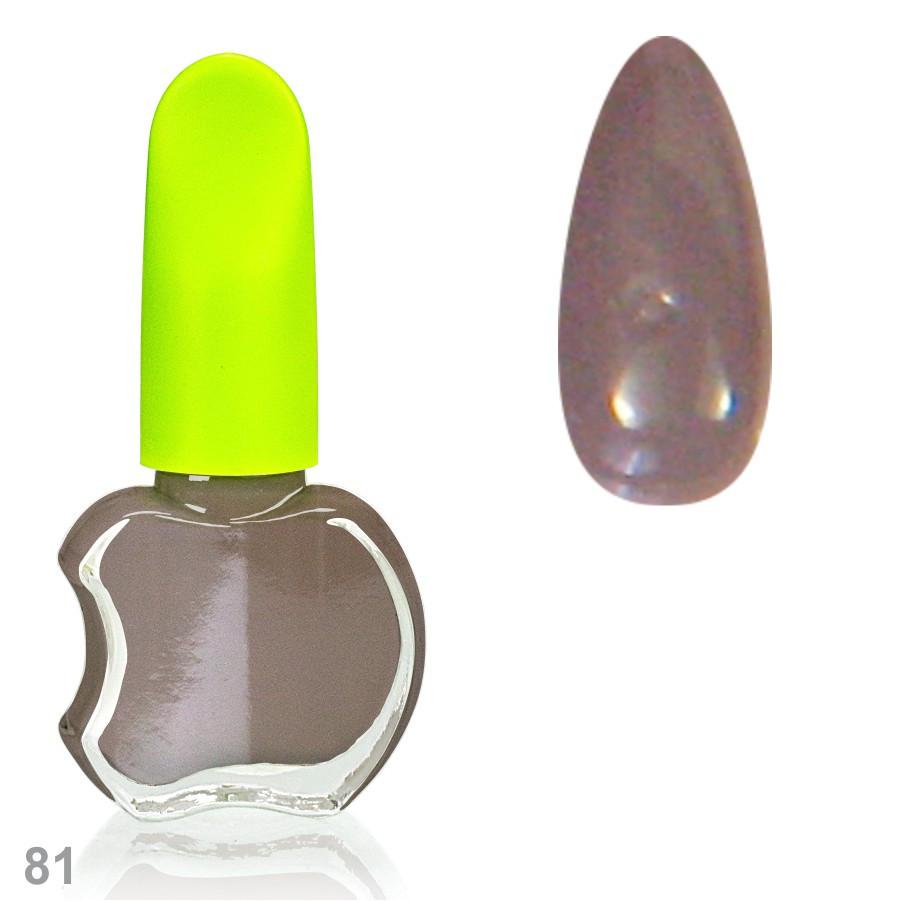 AN-10 Лак для нігтів (уп-12шт) № 81