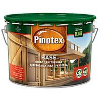 Пинотекс База (Pinotex Base): грунтовка для дерева.