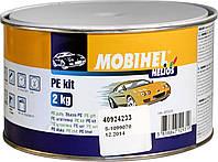 Автомобильная акриловая шпатлевка ПЭ полиэфирная Mobihel, 2 кг