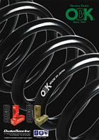 Пружины OBK / ОБК (страна производитель Япония), фото 1