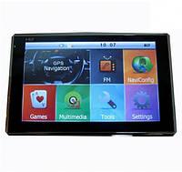 "GPS HD навигатор 5001 4gb Cortex-A7 800mHz 5"""