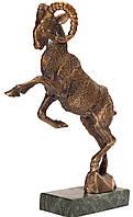 "Бронзовая статуэтка ""Баран"" (h-22cm)"