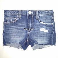 Шорти для дівчинки 134 см (8-9 years) синій  H&M 56731