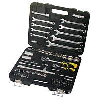 Професійний набір інструментів 82 шт, Сталь 70008 (52698)