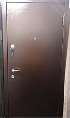 Двери бронированные. Антик - МДФ 2мм золотой дуб
