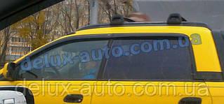 Ветровики Cobra Tuning на авто Subaru Baja 2002-2006 Дефлекторы окон Кобра для Субару Бая 2002-2006