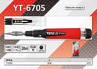 Паяльник газовый 25-80Вт., YATO YT-6705