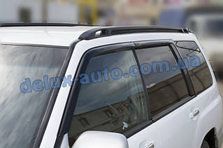 Ветровики Cobra Tuning на авто Subaru Forester I 1997-2002 Дефлекторы окон Кобра для Субару Форестер 1 1997