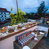 Вечеринка на крыше