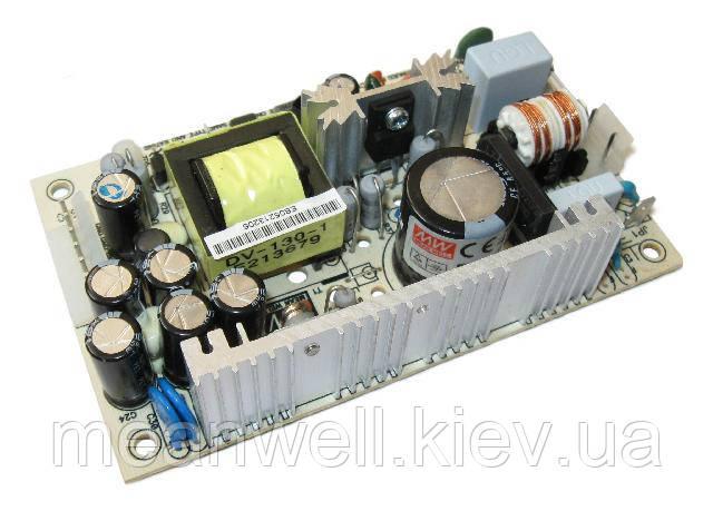 PS-45-15 Блок питания Mean Well  Открытого типа 45 Вт, 15 В, 3.5 А (AC/DC Преобразователь)
