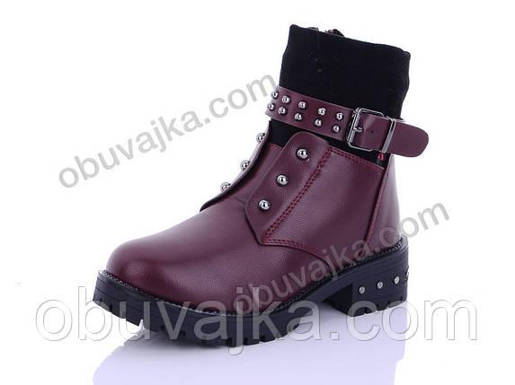 Зимняя обувь оптом Ботинки для девочек от фирмы GFB(32-37), фото 2