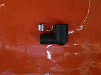 Ковпачок свічки універсальний з пружиною під провід d 5 мм.