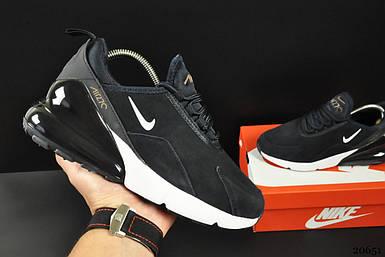 Кроссовки Nike Air Max 270 арт.20651 (синие, найк)