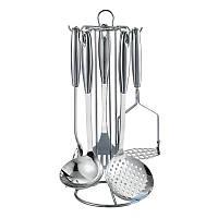 Набор кухонных принадлежностей на подставке 6 предметов Krauff 29-44-135