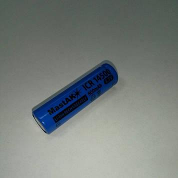 Акумулятор MastAK ICR14500 3,7 V 800mAh Li