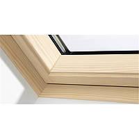 """Мансардное окно Велюкс (VELUX) GGL 3065, """"Экстра теплое"""" размеры 78x98"""