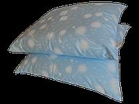 Подушка из гречневой шелухи 40х50см 100% хлопок