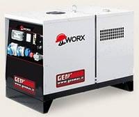 Дизельная электростанция 380В/230В в капоте, GENMAC Daily