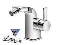 Смеситель кран для биде Aqua-World СМ40Сн.11