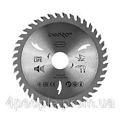 Пильный диск Dnipro-M 125 22.2 20.0 40Т