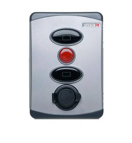 85075 Панель управления 3х кнопочная с ключом Command 613, фото 2