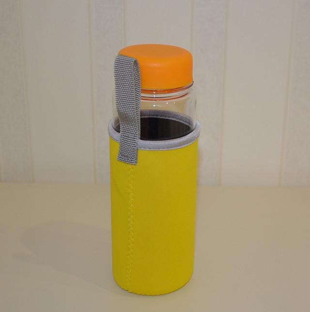 Прикольная бутылка для воды