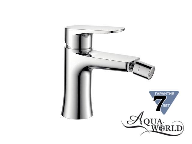 Смеситель кран для биде Aqua-World СМ35Лн.11