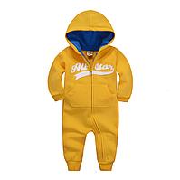 Детский комбинезон Минизон Alstar (желт.)  66, 73, 90