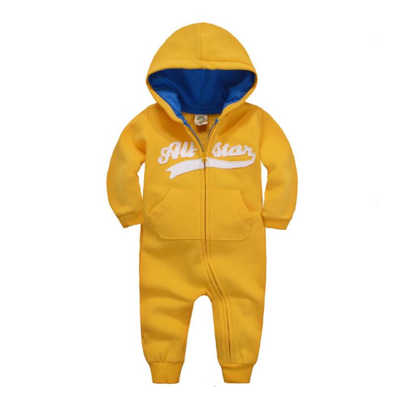 Детский комбинезон Минизон Alstar (желт.)  66, 73, 90, фото 1