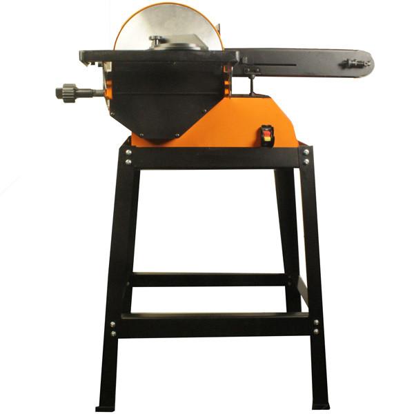 Тарельчато ленточный шлифовальный станок WorkMan 6100