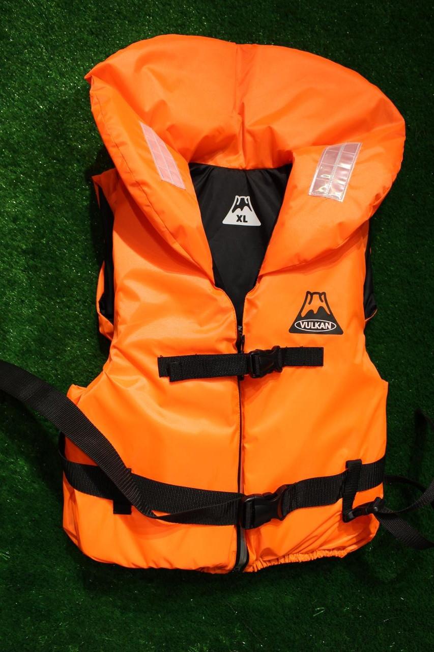 Спасжилеты оптом Vulkan Neon orange S (40-60 кг)