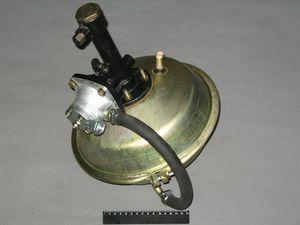 Усилитель тормозной вакуумный ГАЗ 53 (пр-во Россия). 53-12-3550010