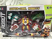 Набір Робот цифри 001-2А
