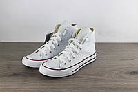 Кроссовки Converse Chuck Taylor All Star White High Top