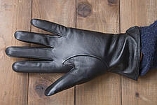 Женские кожаные сенсорные перчатки 951s1, фото 3