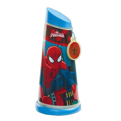 Ночник и фонарик 2 в 1 человек паук