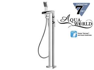 Напольный смеситель CASCADE Aqua-World СМ40Кд.12.2