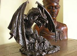 Коллекционная статуэтка Veronese Дракон, охраняющий сокровища 75202A1